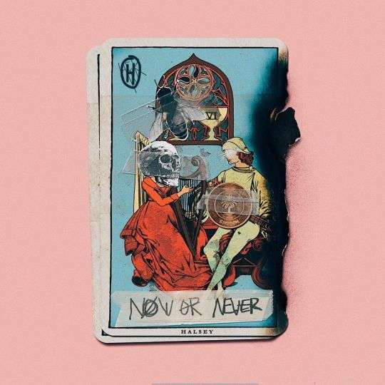 Coverafbeelding Now Or Never - Halsey