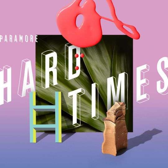 Coverafbeelding Paramore - Hard times