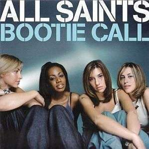 Coverafbeelding Bootie Call - All Saints