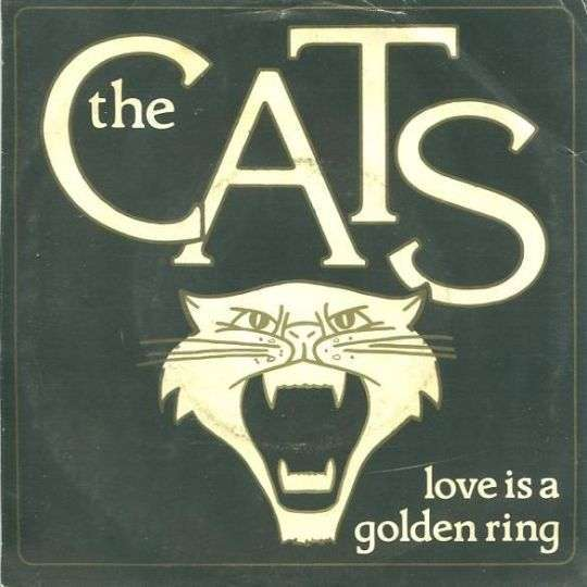 Coverafbeelding Love Is A Golden Ring - The Cats