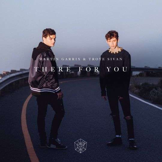 Coverafbeelding There For You - Martin Garrix & Troye Sivan