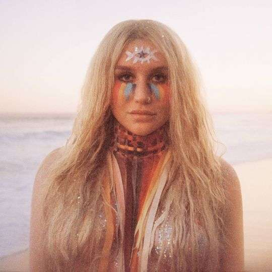 Coverafbeelding Praying - Kesha