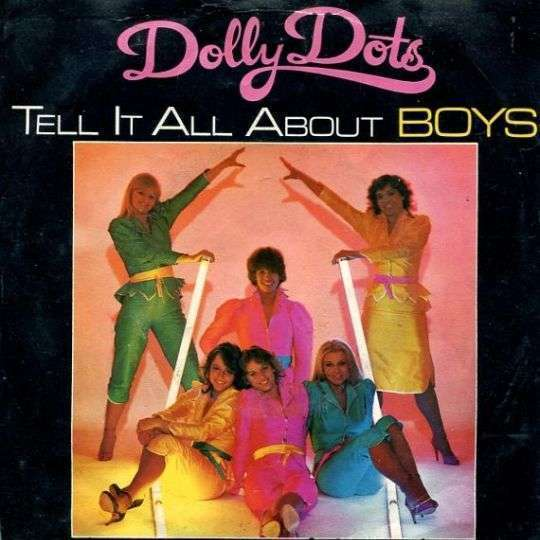 Coverafbeelding Dolly Dots - Tell It All About Boys