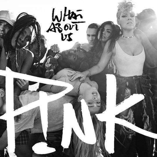 Coverafbeelding What About Us - P!nk