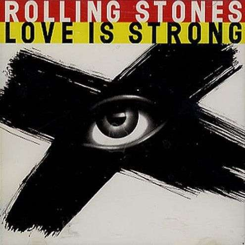 Coverafbeelding Love Is Strong - Rolling Stones