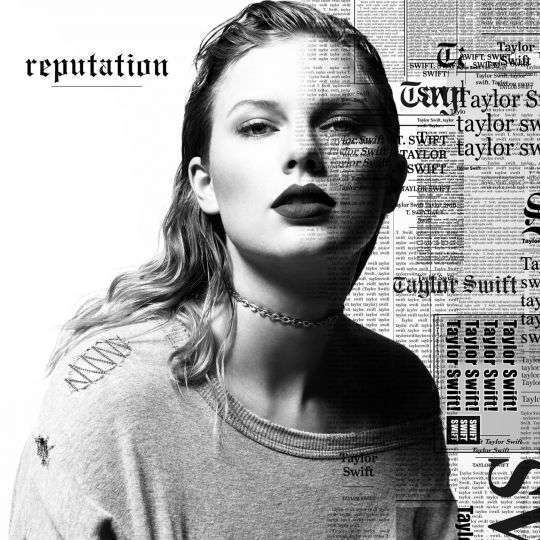 Coverafbeelding Look What You Made Me Do - Taylor Swift