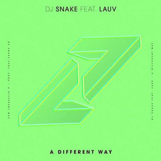 Coverafbeelding A Different Way - Dj Snake Feat. Lauv