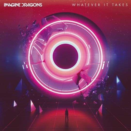 Coverafbeelding Whatever It Takes - Imagine Dragons