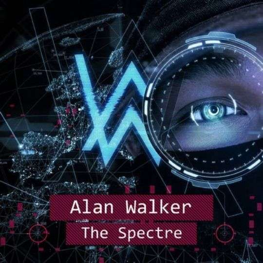 Coverafbeelding The Spectre - Alan Walker