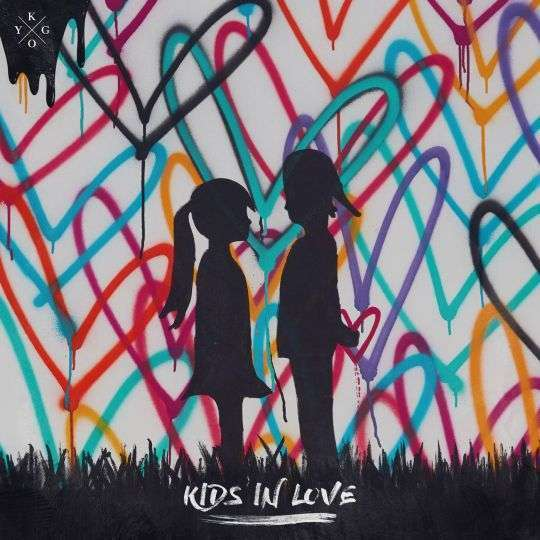 Coverafbeelding Kids In Love - Kygo Feat. The Night Game & Maja Francis