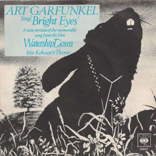 Coverafbeelding Art Garfunkel - Bright Eyes