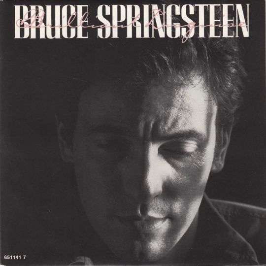 Coverafbeelding Brilliant Disguise - Bruce Springsteen