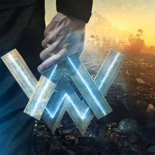 Coverafbeelding All Falls Down - Alan Walker, Noah Cyrus & Digital Farm Animals
