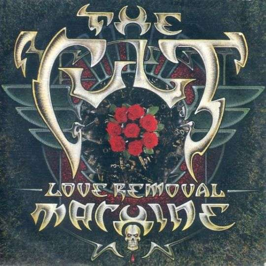 Coverafbeelding The Cult - Love Removal Machine