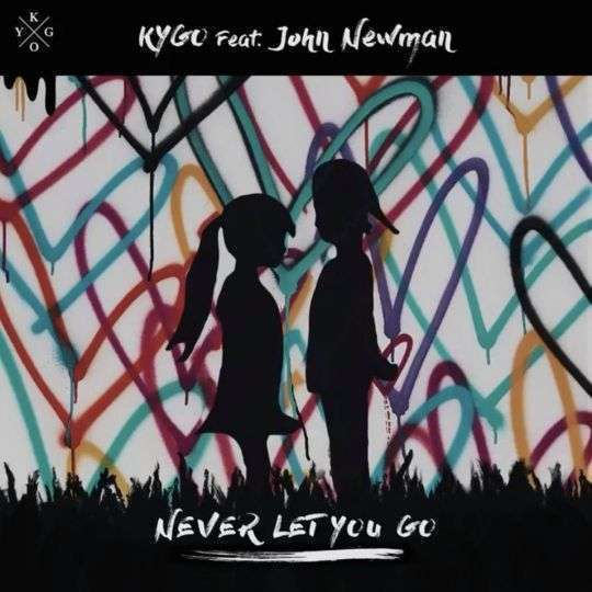 Coverafbeelding Never Let You Go - Kygo Feat. John Newman