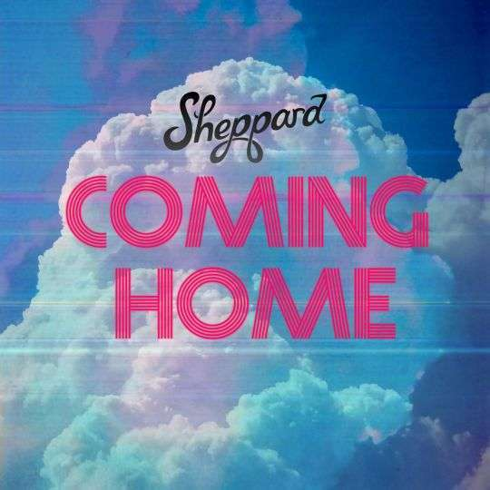 Coverafbeelding Coming Home - Sheppard