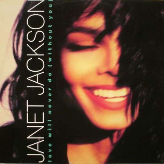 Coverafbeelding Love Will Never Do (Without You) - Janet Jackson