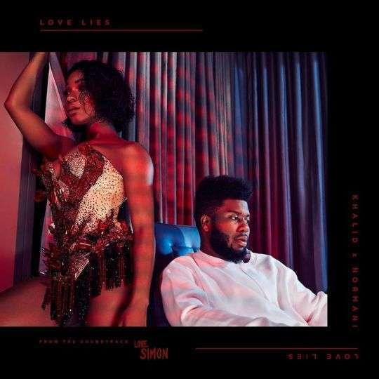 Coverafbeelding Love Lies - Khalid X Normani