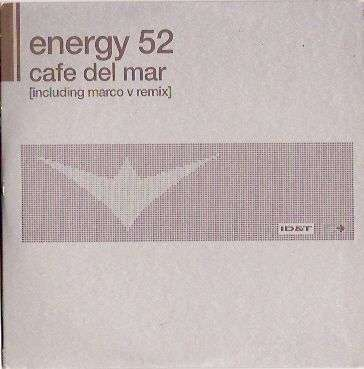 Coverafbeelding Cafe Del Mar [Marco V Remix] - Energy 52