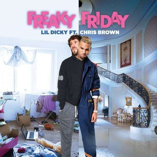 Coverafbeelding Freaky Friday - Lil Dicky Ft. Chris Brown