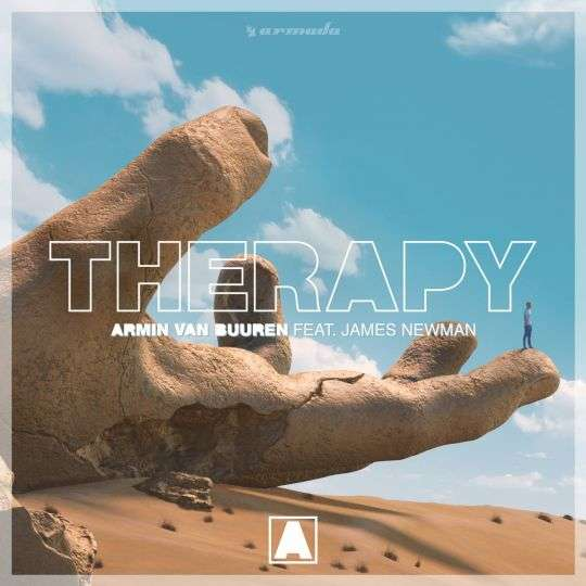 Coverafbeelding Therapy - Armin Van Buuren Feat. James Newman