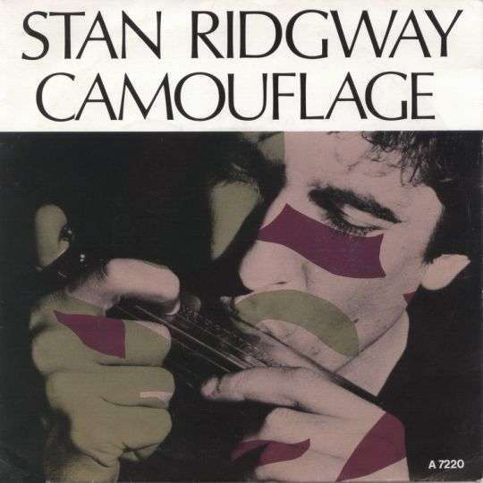 Coverafbeelding Camouflage - Stan Ridgway