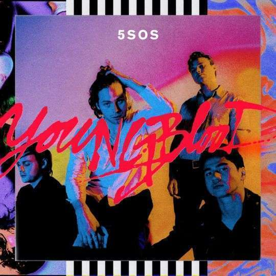 Coverafbeelding Youngblood - 5Sos