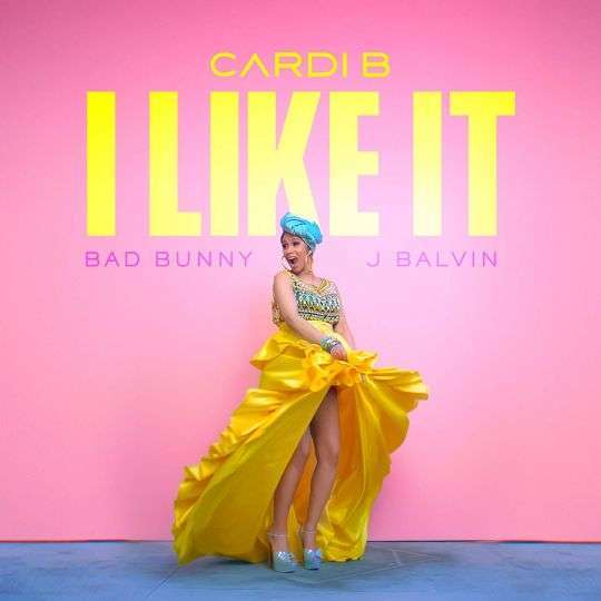 Coverafbeelding I Like It - Cardi B & Bad Bunny & J Balvin
