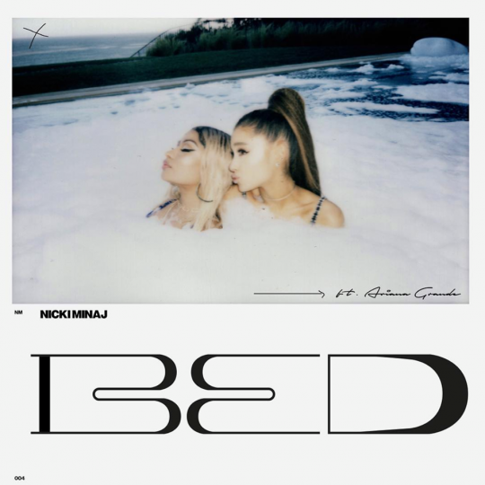 Coverafbeelding Bed - Nicki Minaj Ft. Ariana Grande