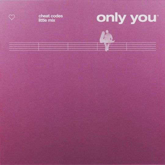 Coverafbeelding Only You - Cheat Codes & Little Mix