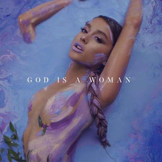 Coverafbeelding God Is A Woman - Ariana Grande