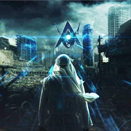 Coverafbeelding Darkside - Alan Walker & Au/ra & Tomine Harket