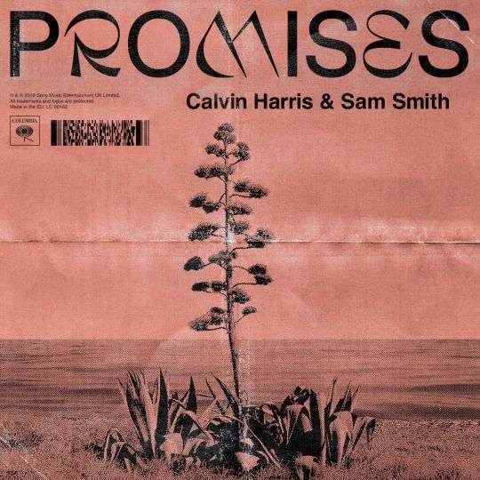 Coverafbeelding Promises - Calvin Harris & Sam Smith