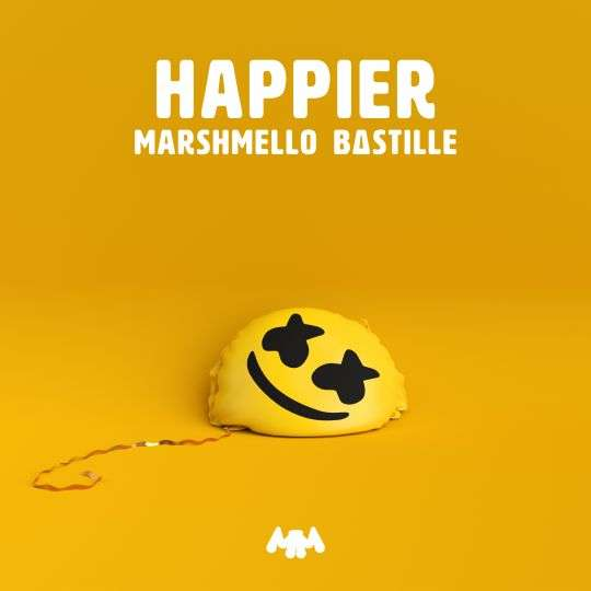 Coverafbeelding Happier - Marshmello & Bastille