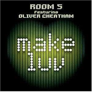 Coverafbeelding Make Luv - Room 5 Featuring Oliver Cheatham