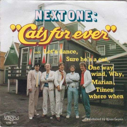 Coverafbeelding Next One - Cats For Ever