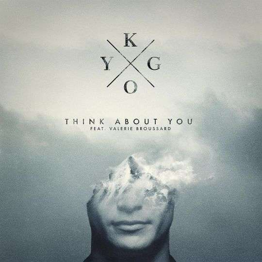 Coverafbeelding Think About You - Kygo & Valerie Broussard