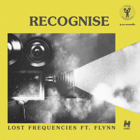 Coverafbeelding Recognise - Lost Frequencies Ft. Flynn
