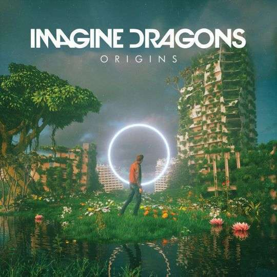 Coverafbeelding Birds - Imagine Dragons