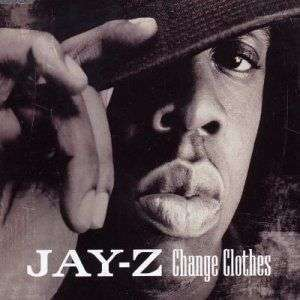 Coverafbeelding Change Clothes - Jay-Z