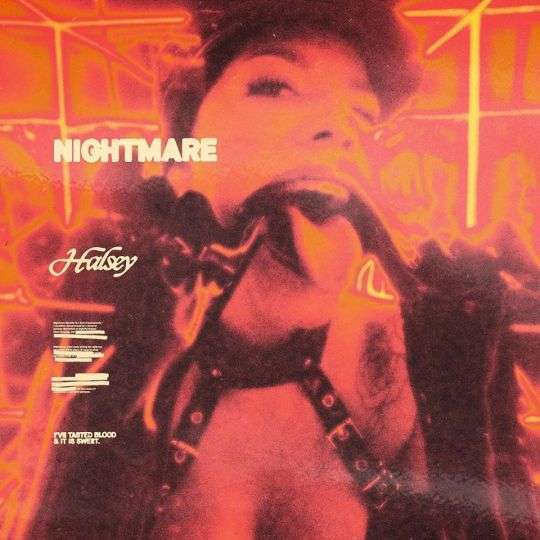 Coverafbeelding Nightmare - Halsey
