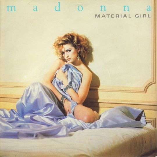 Coverafbeelding Material Girl - Madonna