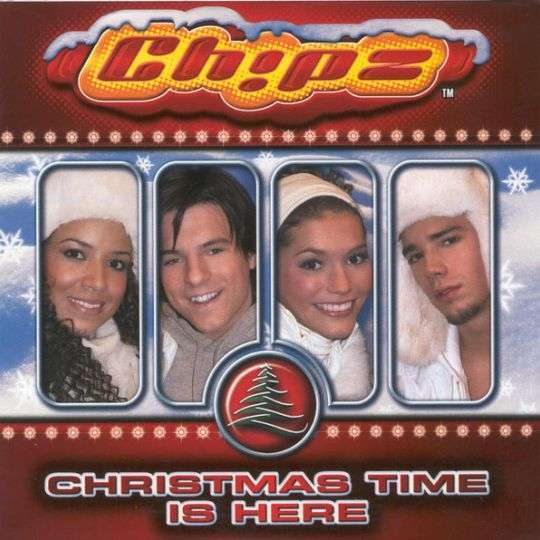 Coverafbeelding Ch!pz - Christmas Time Is Here