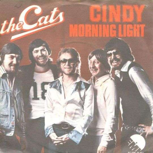 Coverafbeelding Cindy - The Cats