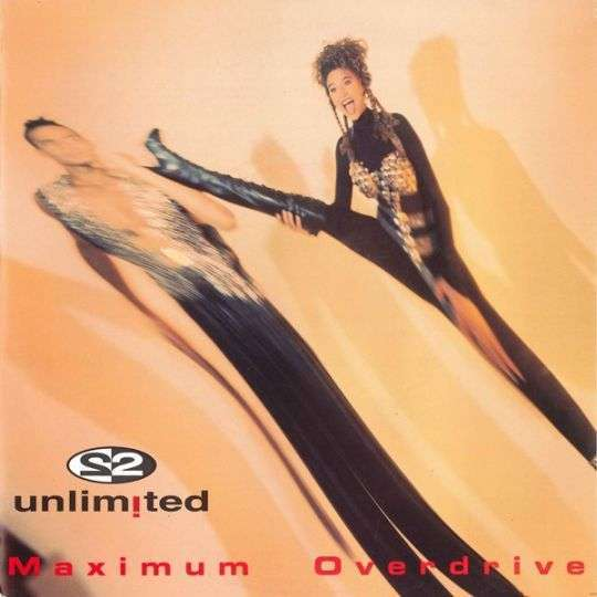 Coverafbeelding Maximum Overdrive - 2 Unlimited