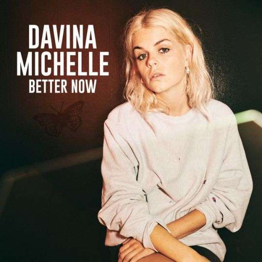 Coverafbeelding Better Now - Davina Michelle
