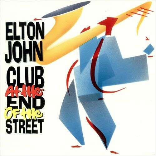 Coverafbeelding Club At The End Of The Street - Elton John