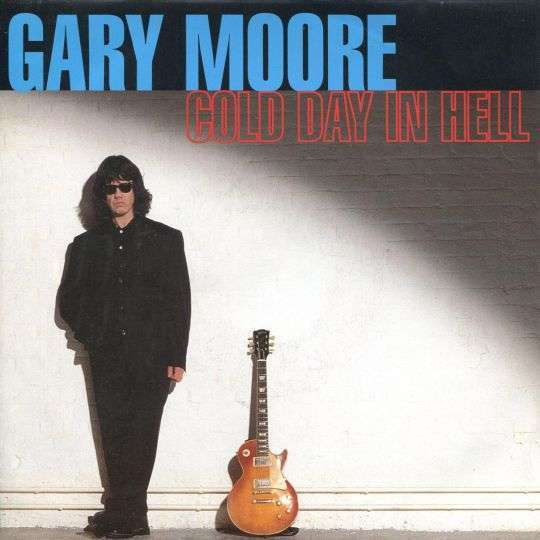 Coverafbeelding Cold Day In Hell - Gary Moore