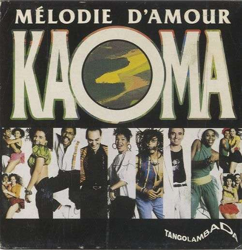 Coverafbeelding Kaoma - Mélodie D'Amour