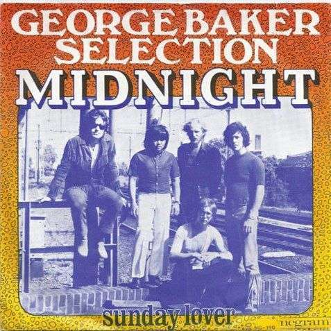 Coverafbeelding George Baker Selection - Midnight